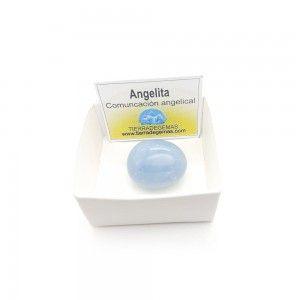 Piedra angelita 2-3 cm...