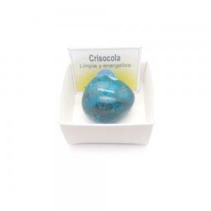Crisocola Piedra Rodado 3-5 cm
