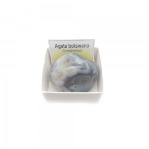 Agata Botswana Rodado 3-4 cm