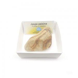 Jaspe Paisina 5-6 cm Rodado...