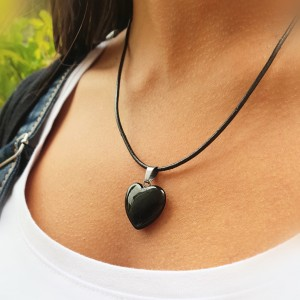 Colgante Obsidiana Negra...