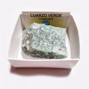 Cuarzo Verde Piedra En...
