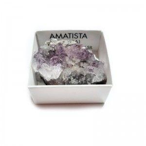 Piedra Drusa Amatista...