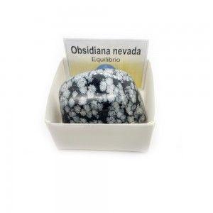 Obsidiana Nevada Piedra...