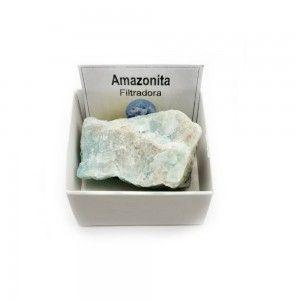 Amazonita Piedra en bruto...