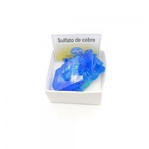 Sulfato de cobre 3-4 cm