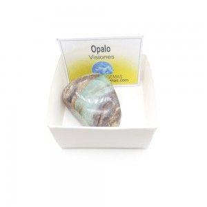 Opalo Piedra Natural 3-4 cm...