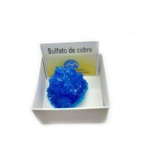 Sulfato de cobre 3-4 cm en...