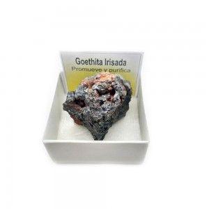 Goethita Irisada 3-4 cm en...