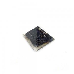 Piramide Turmalina Negra orgonite 3 cm