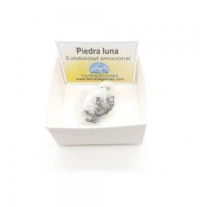 Piedra Luna en bruto 2-3 cm...