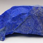Lapislázuli piedra semipreciosa