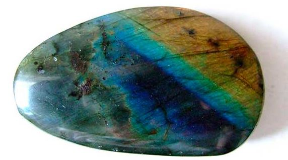 Labradorita piedra natural