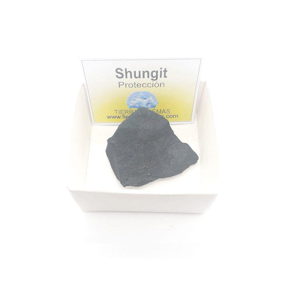 Piedra shungit en bruto 2-3 cm