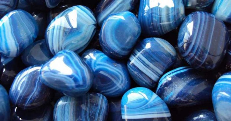 Agata piedra semipreciosa