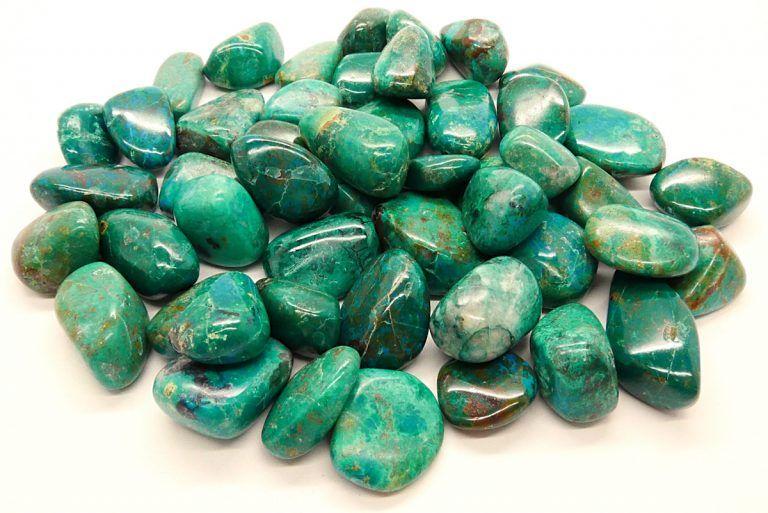 crisocola piedra y propiedades